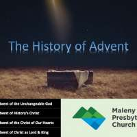 The History Of Advent